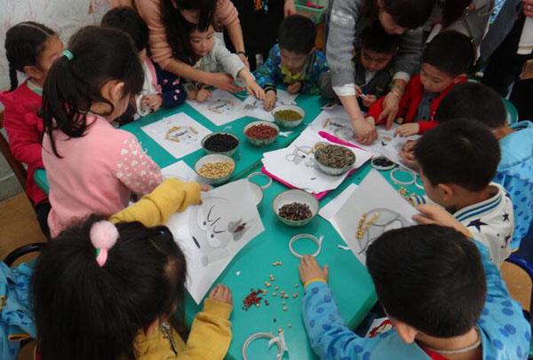 九江县中心幼儿园开展教学教研活动